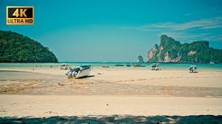 Тайланд сейчас Пхи Пхи Майа Бэй залив обезьян и лагуна Пиле у острова Пхи Пхи Ле