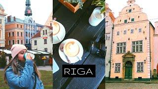 Riga Letonya Günlükleri