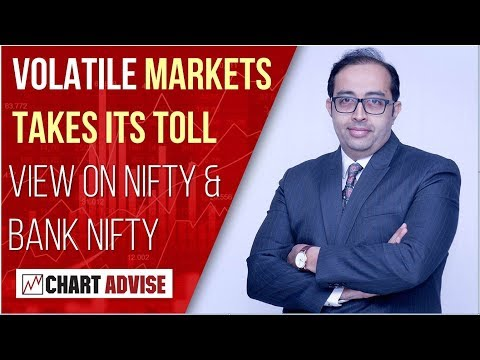 Volatile Markets Takes its Toll - View on Nifty and Bank Nifty EPISODE 46