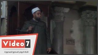 """بالفيديو..خطيب الجامع الأزهر """"الرسول عفا عن من طعنه فى عرضه"""""""