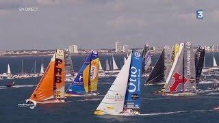 Cette fois, les 29 skippers prennent le large pour une aventure ext...