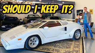 homepage tile video photo for 5 Things I Love About My Lamborghini Countach (And 5 Things I Hate)