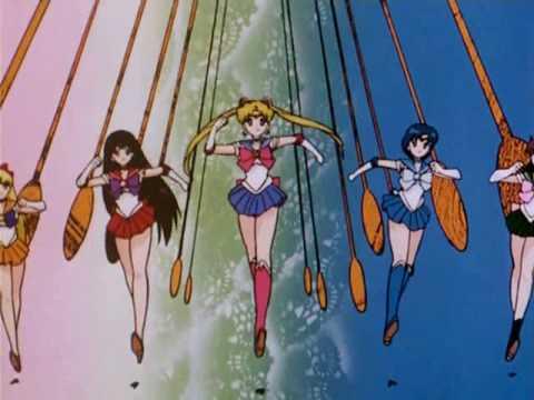 Sailor Moon : Jordin Sparks - One Step At A Time