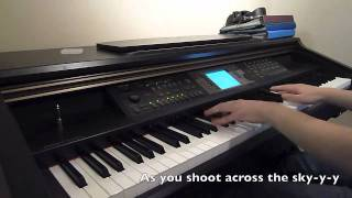 Download Firework - Katy Perry (Piano Cover) with LYRICS! MP3 song and Music Video