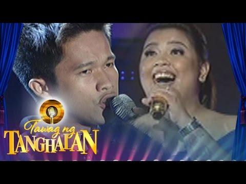 Tawag Ng Tanghalan: Marjun Sedrome vs. Aillen Udtog