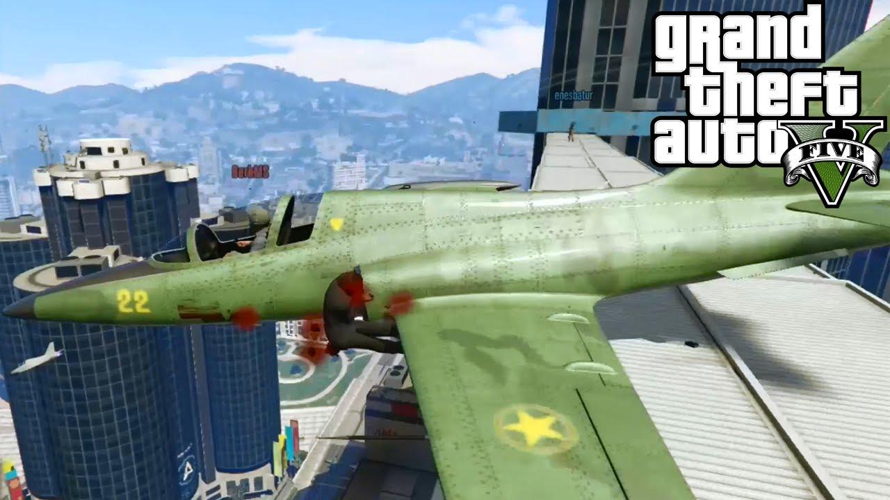 EBESİNİN ***!! - GTA 5 Online Komik Anlar #17