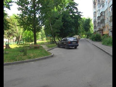 Телеканал ІНТБ: У Тернополі на проспекті Злуки не можуть визначитись з місцем для смітників