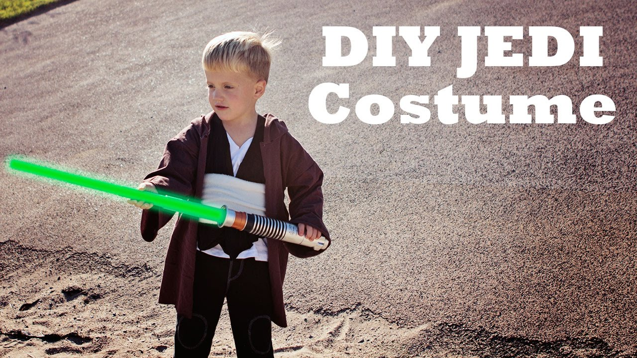 The easy jedi diy costume tutorial youtube the easy jedi diy costume tutorial solutioingenieria Choice Image