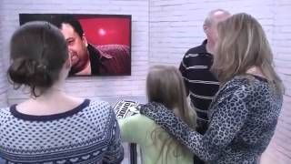 Алиса Кожикина   Интервью после битвы   Голос Дети   Сезон1
