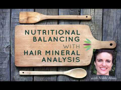 Live to 110 Podcast #2: Nutritional Balancing with Hair Mineral Analysis with Nikki Moses