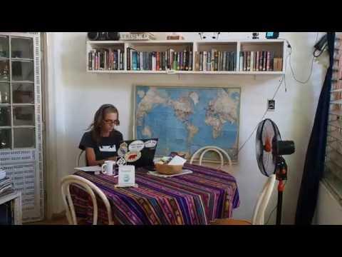 CUBA LIBRO cafe literario en ingles en la Habana . Un rincon Americano-Cubano