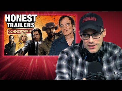 Honest Trailers Commentary | Every Quentin Tarantino Movie