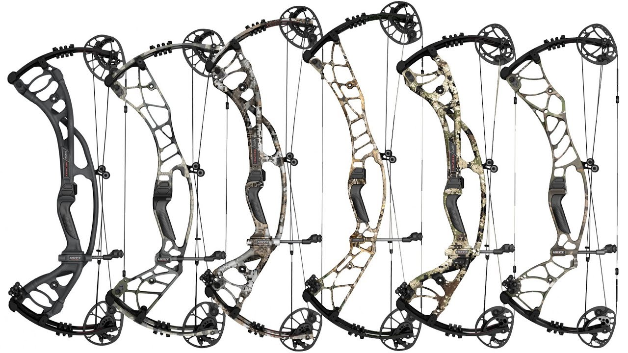 Best Compound Bow 2020.2020 Hoyt Hunting Bow Preview