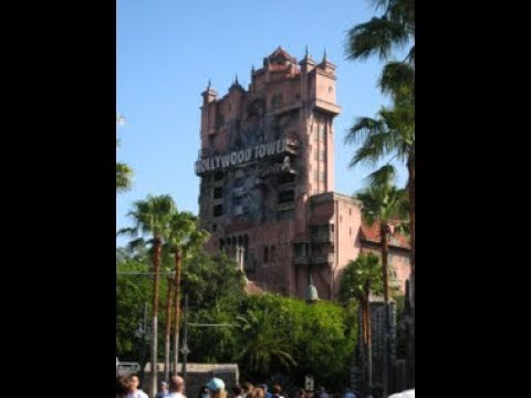 The Twilight Zone Tower of Terror: Minecraft Disney World (4)