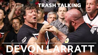 Devon Larratt best WAL trash talk  | Master of Mind Games
