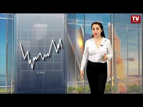 USD trades under pressure on Wall Street  (25.05.2018)