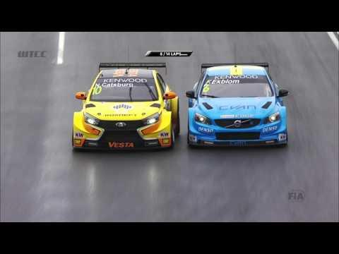 Polestar Cyan Racing – WTCC Race 3 – Hungaroring