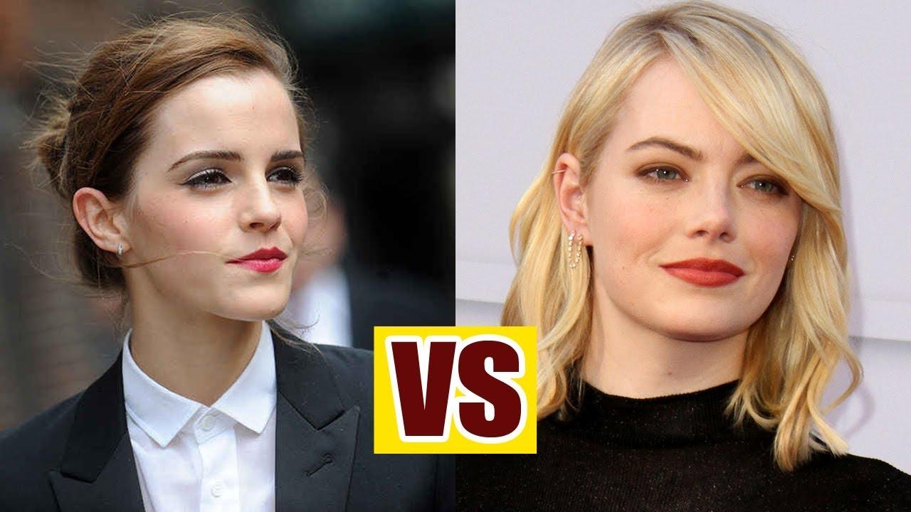 Emma Watson Net Worth Boyfriend And Home Vs Emma Stone Net Worth Boyfriend And Home Youtube
