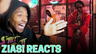 Rich The Kid - New Freezer ft. Kendrick Lamar (ZIAS! Reaction Video)