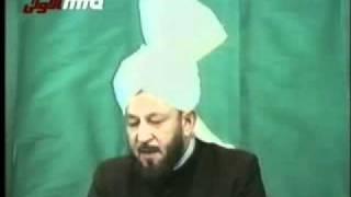 Khutba Jumma:29-03-1985:Delivered by Hadhrat Mirza Tahir Ahmad (R.H) Part 3/5