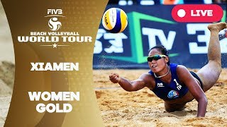 Xiamen  - 2018 FIVB Beach Volleyball World Tour - Women Gold