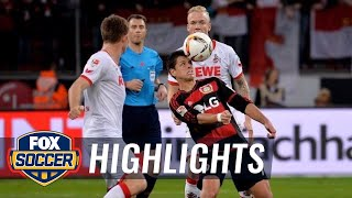Video Gol Pertandingan FC Koln vs Bayer Leverkusen