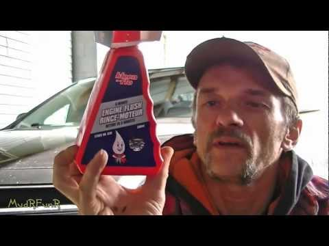 Engine Oil Flush - How To and Does it Work?