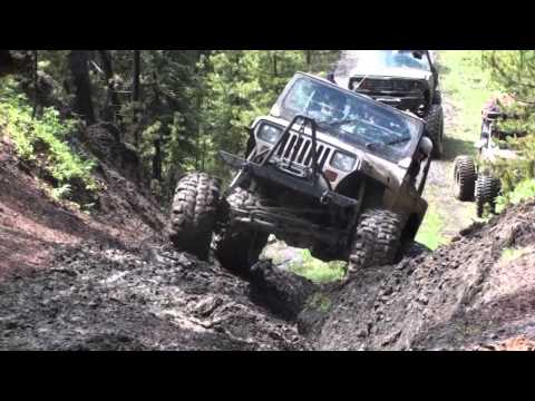 Extreme 4x4  Music  Black Mountain Outlaws