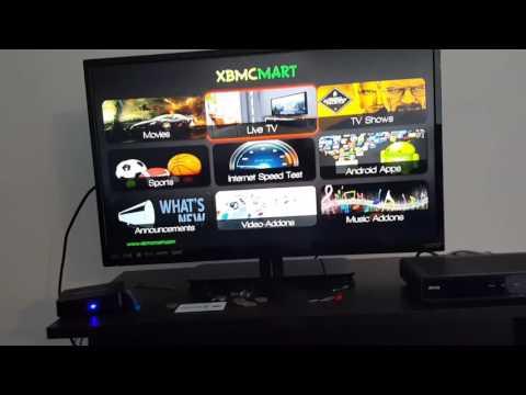 XBMCMART Kodi / Android TV Box