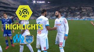 Olympique de Marseille - ESTAC Troyes (3-1) - Highlights - (OM - ESTAC) / 2017-18