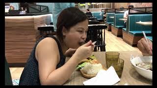Du Lịch Hong Kong-Vợ Việt Chồng Tây ăn Phở khá lạ // Cuộc Sống Canada