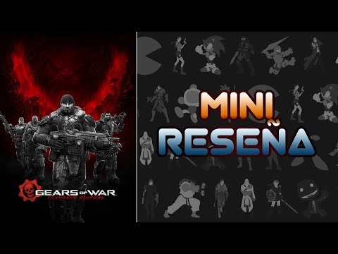 Mini Reseña Gears of War: Ultimate Edition‎ | 3 Gordos Bastardos