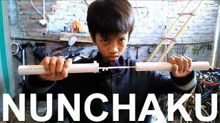 Membuat Nunchaku PVC