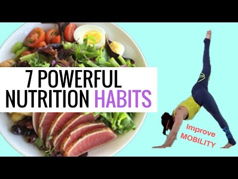 7 Powerful Nutrition Habits for Fat Loss 🍎 | Overcoming Mobility  Restrictions 🙆