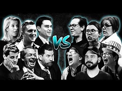 Social Justice Warriors vs. Logic Thug Life Compilation #1 - NEW 2018!
