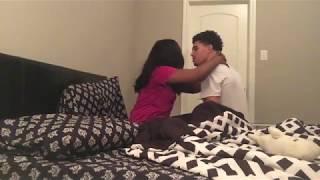 """""""I DONT WANNA KISS YOU"""" PRANK ON BOYFRIEND!!!"""