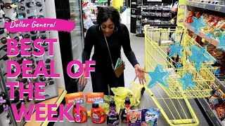 Dollar General $10 off $30 !! Easy Deal