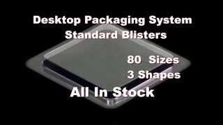 HANNAN® / PACKAGING SOUTHERN USA PRO PACK® / NEW BLISTER PACKAGING STANDARD STOCK BLISTERS