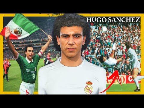 Solo es Superado por Cristiano Ronaldo en cuanto a Goles en una temporada | HUGO SANCHEZ Historia