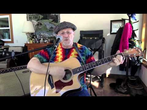 1446- Crying My Heart Out Over You -Ricky Skaggs cover with guitar chords and lyrics