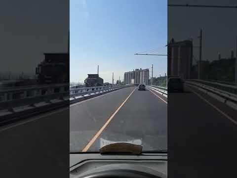 Транспортная развязка на Сухумском шоссе