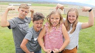 BOYS vs GIRLS Strength Challenge!