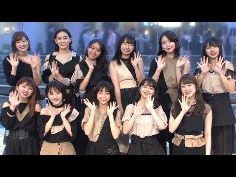 アイドルグループのアンジュルムが、ニューシングル「私を創るのは私/全然起き上がれないSUNDAY」の発売記念イベントを行った。今年...