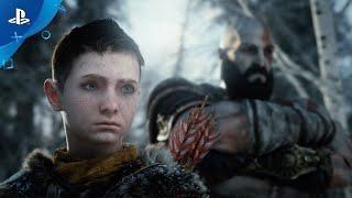 God of War Рекламный ролик PS4