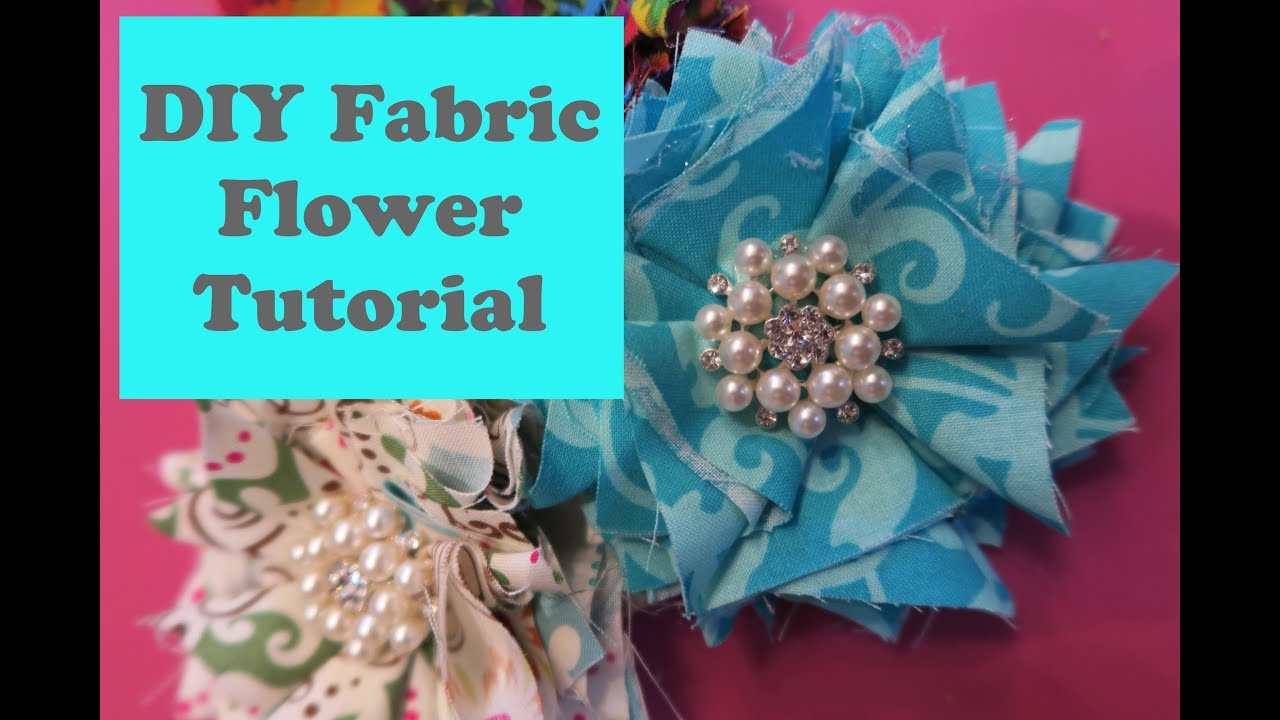 diy no sew ribbon flowers -#main
