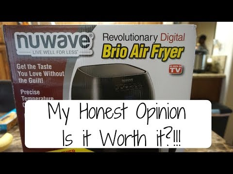 NuWave Air Fryer: Is it Worth It?!