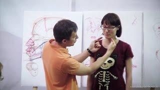 Александр Рыжкин об анатомии головы