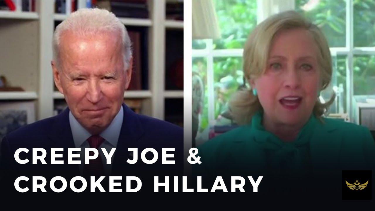 Shifty Schiff, Creepy Joe & Crooked Hillary, Blair & Corbyn (Before the video)