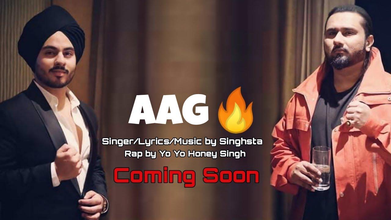 Yo Yo Honey Singh New Song Announcement | Singhsta Feat. Yo Yo Honey Singh | Coming Soon