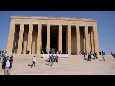Anıtkabir Turu (Ataturk's Mausoleum) - Ankara - Turkey